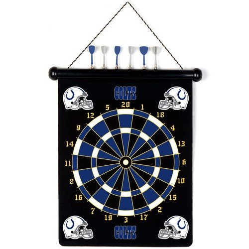NFL Indianapolis Colts Team Magnetic Darts Set