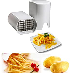 French Fries Potato Cutters Vegetable Fruit Slicer Chopper Chipper Kitchen Tools