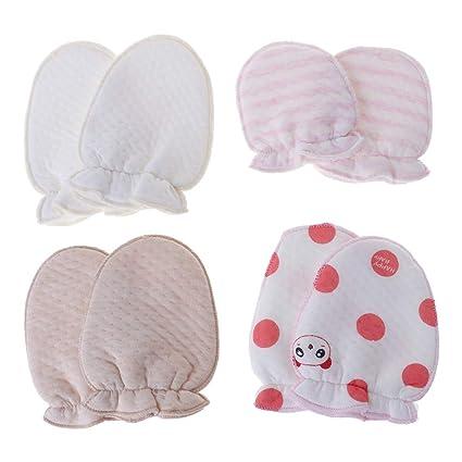 Haven Shop - Manoplas antiarañazos para bebé, guantes de protección ...