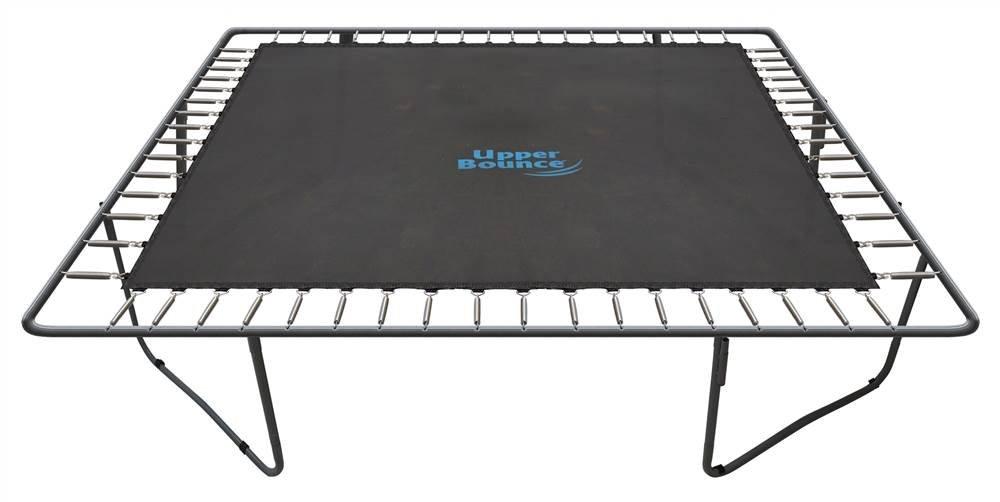 Upper Bounce Trampoline Jumping Mat, 13-Feet, Black