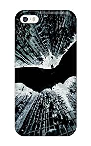 Brooke C. Hayes's Shop Hot 9905353K60808530 Iphone 5/5s Well Designed Hard Case Cover Beautiful Latest The Dark Knight Rises Protector WANGJING JINDA