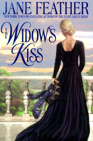book cover of The Widow\'s Kiss