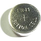 LR41 Button Cell Battery, 10 Pack