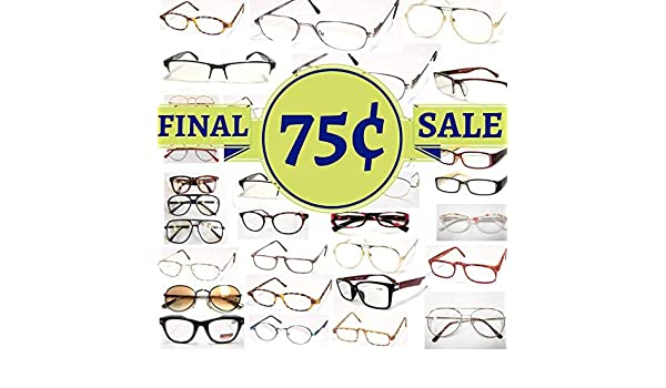 Wholesale Reading Glasses -105 for $0.75 - Bulk Order Readers