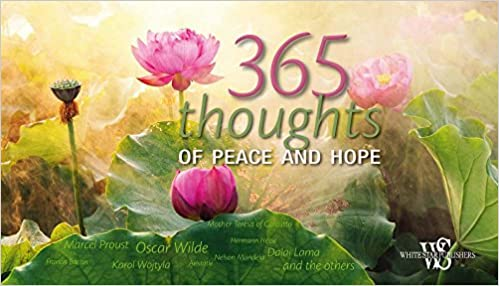 365 Thoughts of Peace and Hope Perpetual Calendar