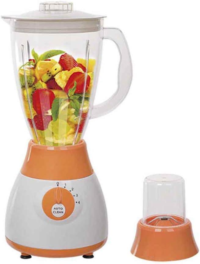 XIESENYU Batidora de Vaso, 300 W, Robot de Cocina eléctrico, batidora Profesional para Frutas y Verduras eléctricas: Amazon.es