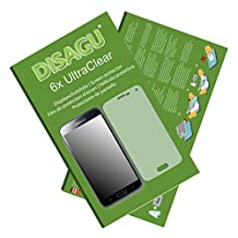 6x Ultra Clear Screen Protector for Samsung Galaxy S5 Neo