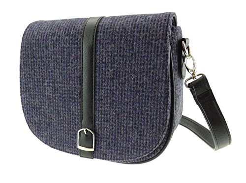 Harris Tweed Ladies Beauly Shoulder Bag LB1000 Available In 9 Colours Col 56
