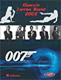 Classic James Bond 2003 Engagement Calendar