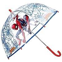 """Spiderman Plastic See Through Umbrella 24"""""""