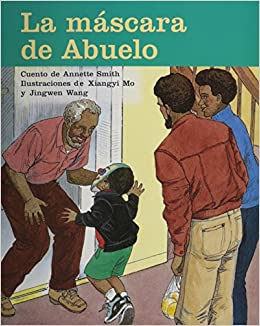 Amazon.com: Rigby PM Coleccion: Individual Student Edition turquesa (turquoise) La máscara de Abuelo (Grandads Mask) (Spanish Edition) (9780757881664): ...