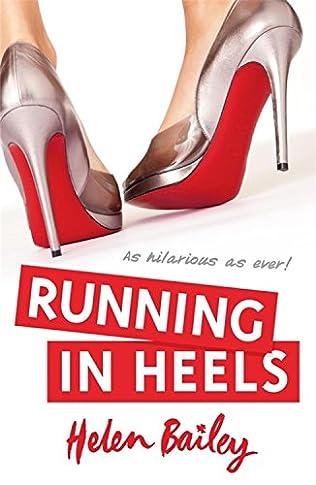 book cover of Running in Heels