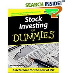 Stock options for dummies ebook