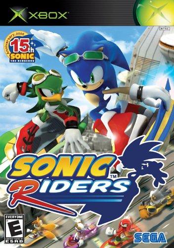 - Sonic Riders - Xbox