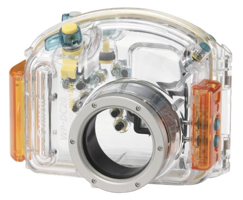 (Canon Waterproof Case WP-DC20 for PowerShot S1 IS )