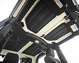 4 lift kit for jeep jk - Rugged Ridge 12109.04 Hardtop Headliner Roof Insulation Kit for 2011-2018 Jeep Wrangler JK, 4 Door