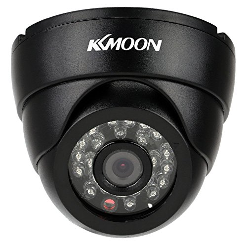 "KKmoon 1/3"" 700Tvl 960H Sony CCD Effio4140 + 673 with 24 IR Lens Security Surveillance Cctv Camera Had Ir Cut 2.8mm Lens High Resolution Outdoor Weatherproof CCTV Camera Home Surveillance PAL System For Sale"