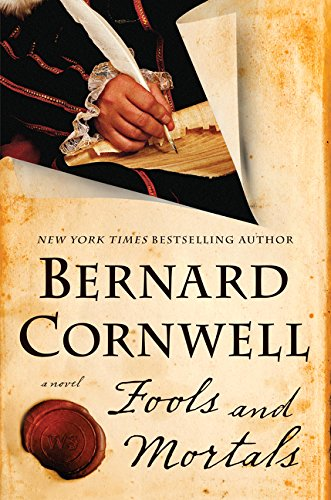 Product picture for Fools and Mortals: A Novel by Bernard Cornwell