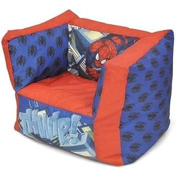 Amazon Com Marvel S Spider Man Ultimate Bean Bag Chair