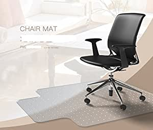 Amazon Com Heavy Duty Carpet Chair Mat Thick And Sturdy