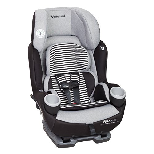Image of the Baby Trend Protect Elite Convertible Car Seat, Piano