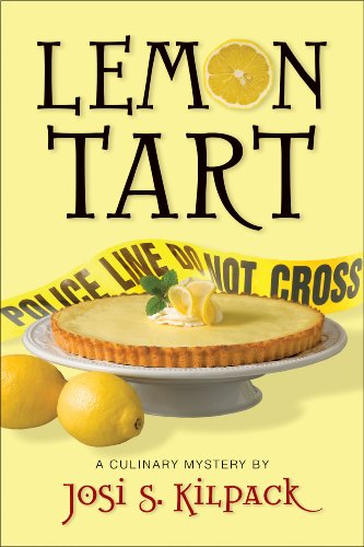 Lemon Tart: A Culinary Mystery (Culinary Mysteries (Deseret Book)) - Culinary Series