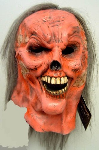 Screechoid Deluxe Overhead Mask By Don (Pmg Halloween Masks)