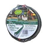 COL-MET 300-in Green Vinyl Landscape Edging Cap Item#303270 Model# 25VTC UPC# 000402025991