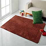 Living room Decoration Carpet,Floating window Carpet Tea table Carpet Bedroom Wall-to-wall [bedside] Carpet-A 140x200cm(55x79inch)