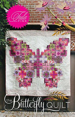 The Butterfly Quilt Pattern By Tula (Butterfly Quilt)