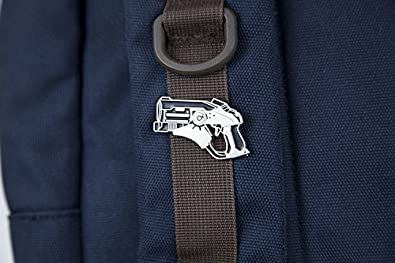 ... Boss Drop Pinwatch - Overwatch Weapon Pins Pinwatch - Biotic Rifle Pin  ... 8ca0d63c4ede