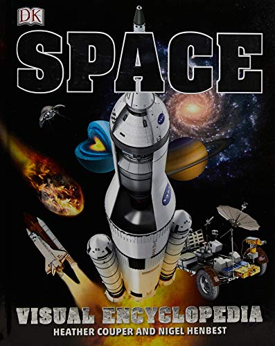 Space Visual Encyclopedia (10 Facts About The International Space Station)
