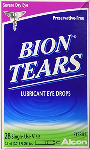 Alcon Bion Tears Single-Use Vials, 28 Count -