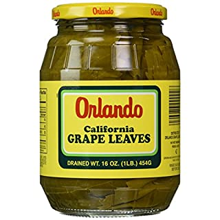 Orlando California Grapes Leaves, 16 Ounce