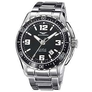 Reloj Sandoz The Race 81327-55 Hombre Negro