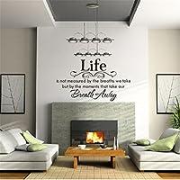 TIFENNY Art Decals Mural Wallpaper Decor Room DIY Home Decoration Wall Stickers