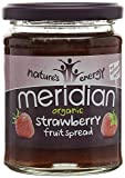 Meridian Organic Strawberry Fruit Spread 284g (Pack of 3)