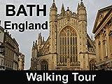 Walking Tour of Bath, England