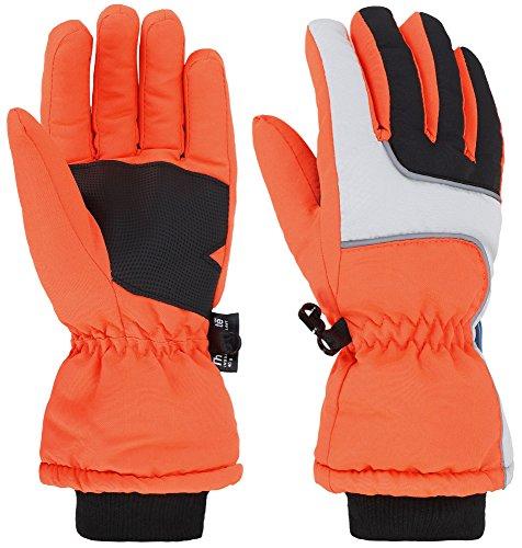 Womens Waterproof Thinsulate Winter Gloves