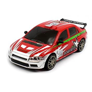 Amazon Com Mitsubishi Lancer Evo Viii Mr Electric Rc Drift Car