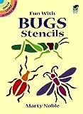 Fun with Bugs Stencils (Dover Stencils)