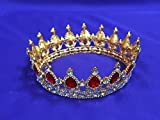 Red Princess Crown 16