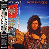 Robert Plant ?- Now And Zen Japan Pressing with OBI P-13636