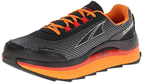 Olympus 1,5 Altra Zero Drop Zapatillas de Running gris/naranja para hombre Gris - Gris/orange