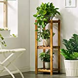 HZB Solid Wood Combination Flower Rack Multi Storey Balcony Living Room Indoor Wooden Flower Rack