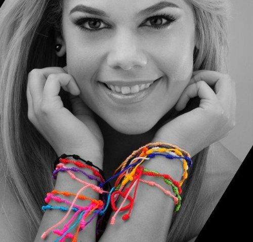 Buy knotted bracelet rosary