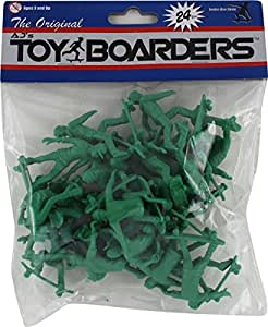 Toy Boarders 24pc Skate Figures Skate Toys