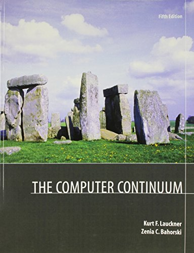 The Computer Continuum (5th Edition)