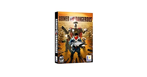 Amazon.com: Armed and Dangerous - PC: Video Games