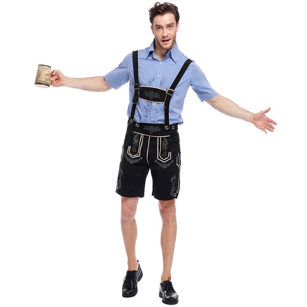 Amazon.com: Neilyoshop Oktoberfest - Disfraz de Lederhosen ...